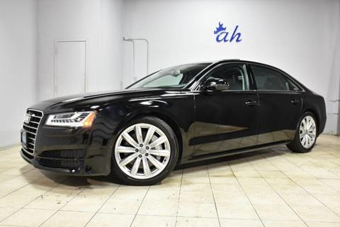 2017 Audi A8 L for sale in Hillside, NJ