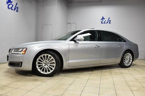 2015 Audi A8 L for sale in Hillside, NJ