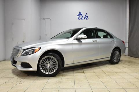 2015 Mercedes-Benz C-Class for sale in Hillside, NJ