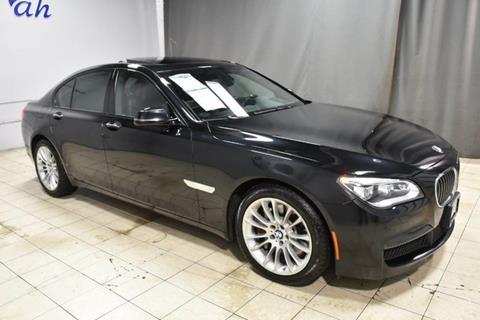 2014 BMW 7 Series For Sale In Hillside NJ