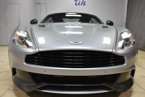 ... 2014 Aston Martin Vanquish