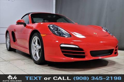 2014 Porsche Boxster for sale in Hillside, NJ