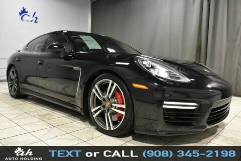 2015 Porsche Panamera for sale at AUTO HOLDING in Hillside NJ