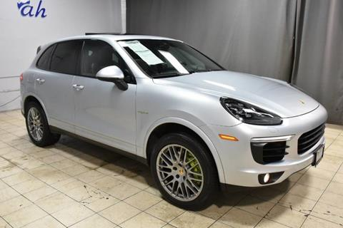 2017 Porsche Cayenne for sale in Hillside, NJ