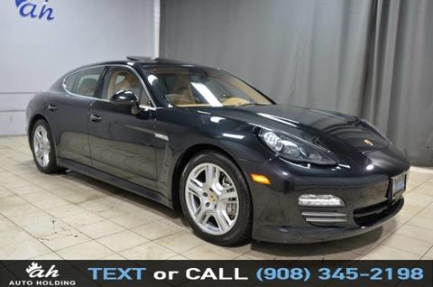 2011 Porsche Panamera for sale in Hillside, NJ