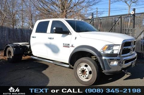 2016 RAM Ram Chassis 5500 for sale in Hillside, NJ