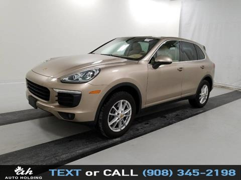 2016 Porsche Cayenne for sale in Hillside, NJ