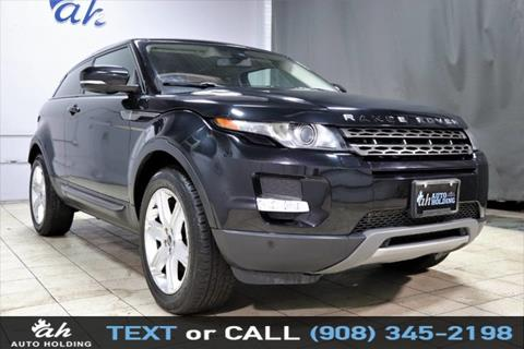 56c5432be7 Used Land Rover Range Rover Evoque Coupe For Sale - Carsforsale.com®