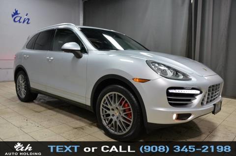 2012 Porsche Cayenne for sale in Hillside, NJ