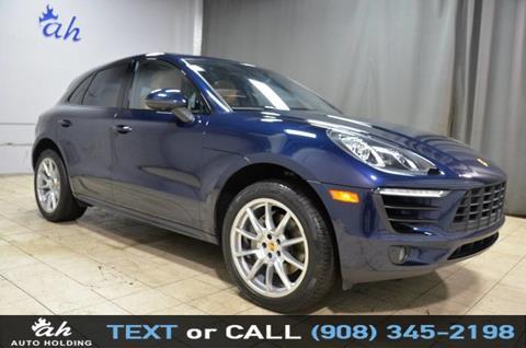 2017 Porsche Macan for sale in Hillside, NJ