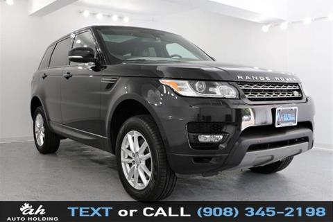 2016 Land Rover Range Rover Sport for sale in Hillside, NJ