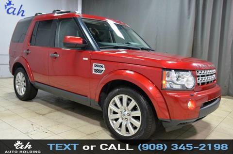 2013 Land Rover LR4 for sale in Hillside, NJ