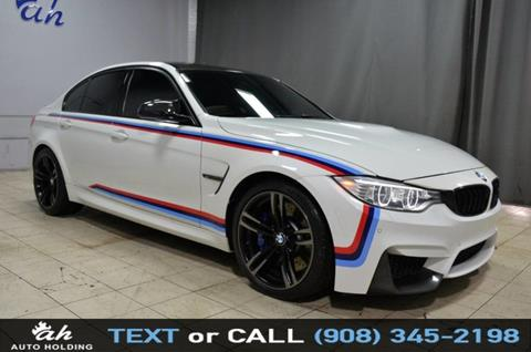 Bmw Used For Sale >> 2015 Bmw M3 For Sale In Hillside Nj