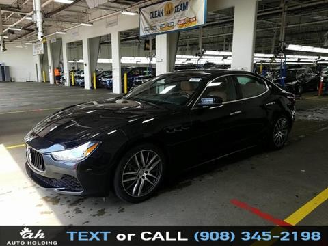 2017 Maserati Ghibli for sale in Hillside, NJ