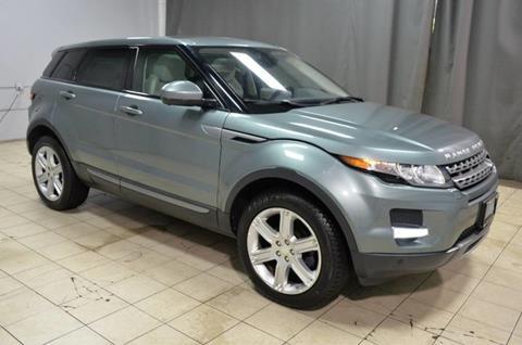 2015 Land Rover Range Rover Evoque for sale in Hillside, NJ