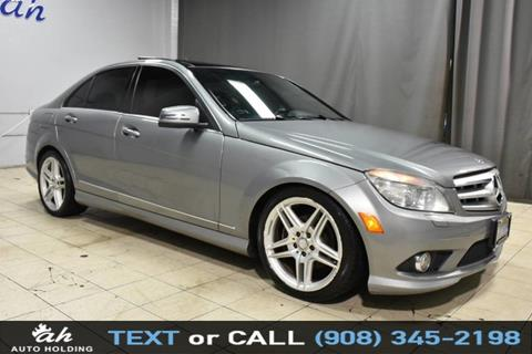 2010 Mercedes-Benz C-Class for sale in Hillside, NJ