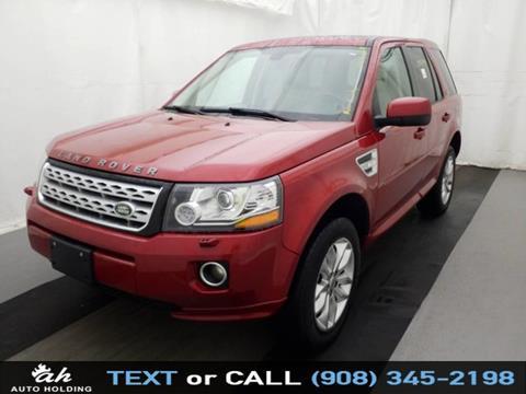 2014 Land Rover LR2 for sale in Hillside, NJ