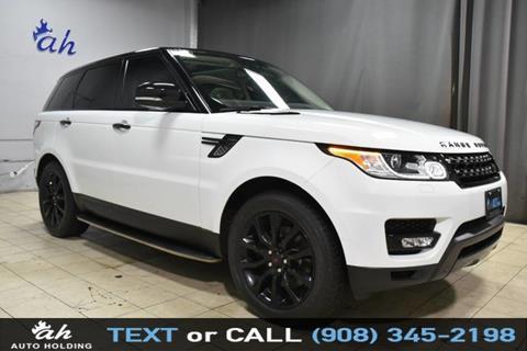 2015 Land Rover Range Rover Sport for sale in Hillside, NJ