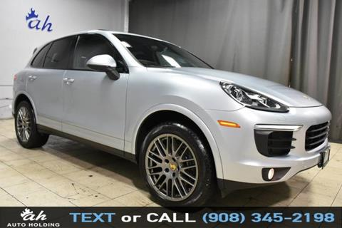 2017 Porsche Cayenne for sale in Hillside, NJ