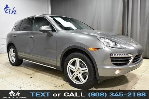 2013 Porsche Cayenne for sale in Hillside, NJ