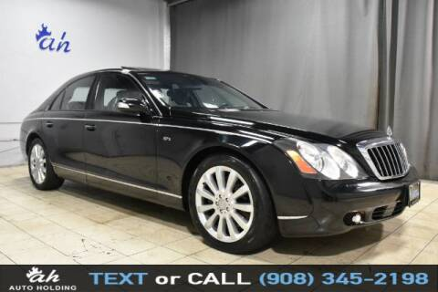 2007 Maybach 57 for sale at AUTO HOLDING in Hillside NJ