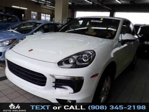 2016 Porsche Cayenne for sale in Hillside, NJ