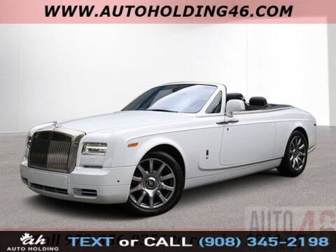 2015 Rolls-Royce Phantom Drophead Coupe for sale at AUTO HOLDING in Hillside NJ