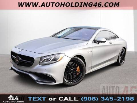2015 Mercedes-Benz S-Class S 63 AMG for sale at AUTO HOLDING in Hillside NJ
