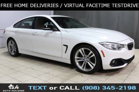2015 BMW 4 Series 428i Gran Coupe for sale at AUTO HOLDING in Hillside NJ