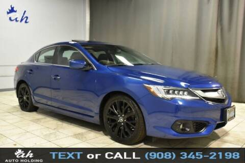 2017 Acura ILX for sale at AUTO HOLDING in Hillside NJ