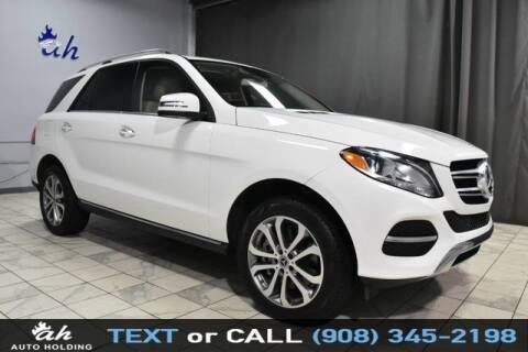 2019 Mercedes-Benz GLE for sale at AUTO HOLDING in Hillside NJ