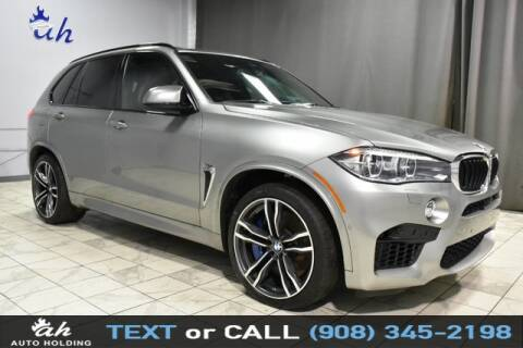 2018 BMW X5 M for sale at AUTO HOLDING in Hillside NJ