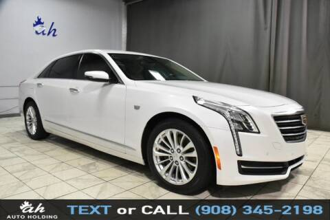 2017 Cadillac CT6 for sale at AUTO HOLDING in Hillside NJ
