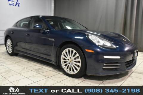 2014 Porsche Panamera for sale at AUTO HOLDING in Hillside NJ