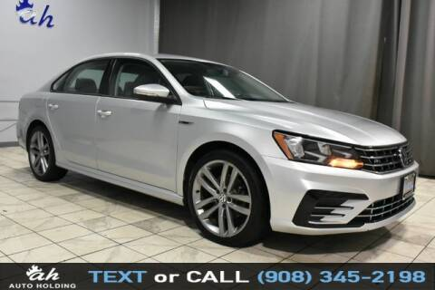 2018 Volkswagen Passat for sale at AUTO HOLDING in Hillside NJ