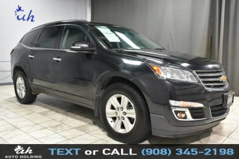 2014 Chevrolet Traverse for sale at AUTO HOLDING in Hillside NJ