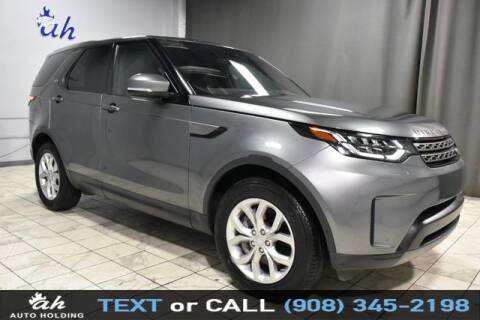 2019 Land Rover Discovery for sale at AUTO HOLDING in Hillside NJ
