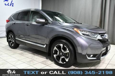 2017 Honda CR-V for sale at AUTO HOLDING in Hillside NJ