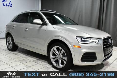 2017 Audi Q3 for sale at AUTO HOLDING in Hillside NJ
