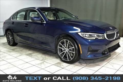 2019 BMW 3 Series for sale at AUTO HOLDING in Hillside NJ