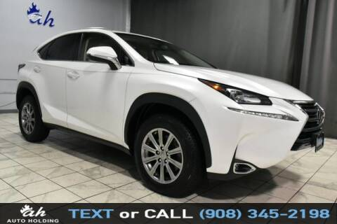 2017 Lexus NX 200t for sale at AUTO HOLDING in Hillside NJ