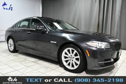 2014 BMW 5 Series for sale at AUTO HOLDING in Hillside NJ