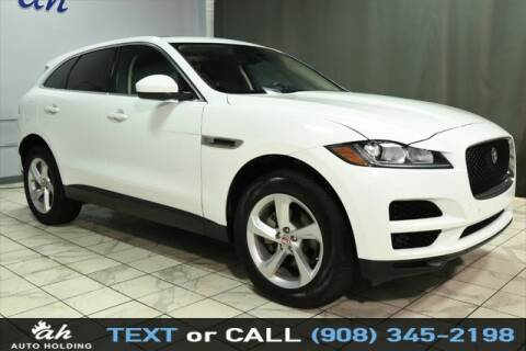 2019 Jaguar F-PACE for sale at AUTO HOLDING in Hillside NJ