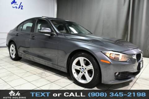 2014 BMW 3 Series for sale at AUTO HOLDING in Hillside NJ