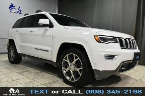 2018 Jeep Grand Cherokee for sale at AUTO HOLDING in Hillside NJ