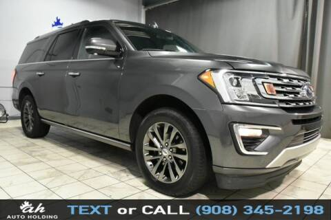2019 Ford Expedition MAX for sale at AUTO HOLDING in Hillside NJ