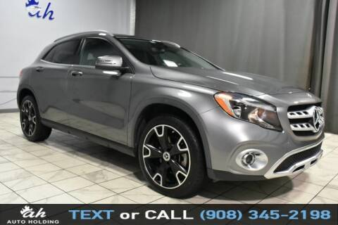 2018 Mercedes-Benz GLA for sale at AUTO HOLDING in Hillside NJ