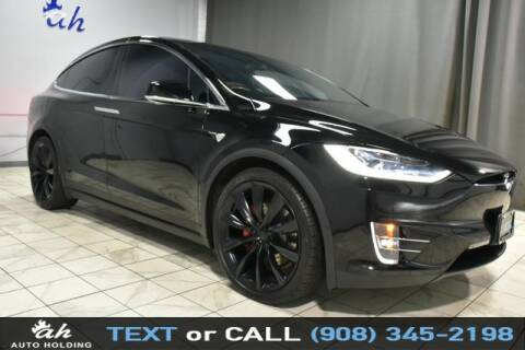 2019 Tesla Model X for sale at AUTO HOLDING in Hillside NJ