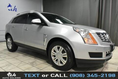 2014 Cadillac SRX for sale at AUTO HOLDING in Hillside NJ