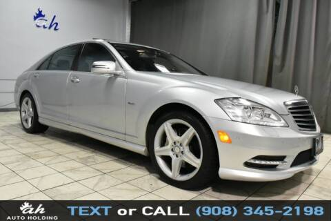 2010 Mercedes-Benz S-Class for sale at AUTO HOLDING in Hillside NJ